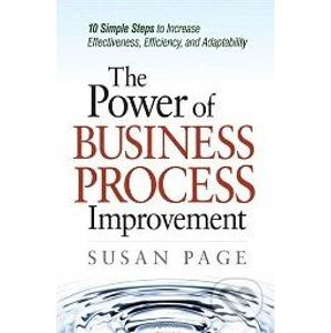 The Power of Business Process Improvement - Susan Page