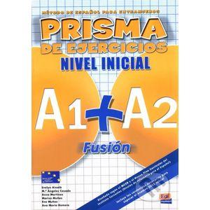 Prisma A1+A2 Fusion: Nivel Inicial - Equipo Prisma