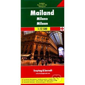 Mailand 1:12 500 - freytag&berndt