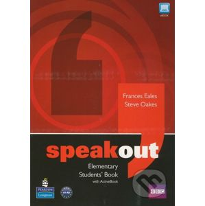 Speakout - Elementary - Students Book with Active Book - Frances Eales, Steve Oakes