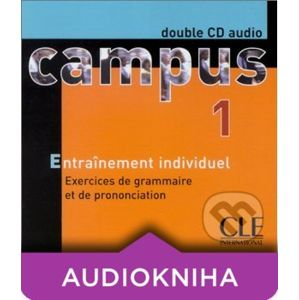 Campus 1 - Double CD audio (2) - Cle International