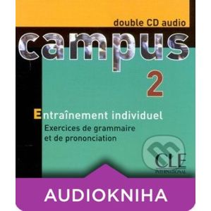 Campus 2 - Double CD audio - Cle International