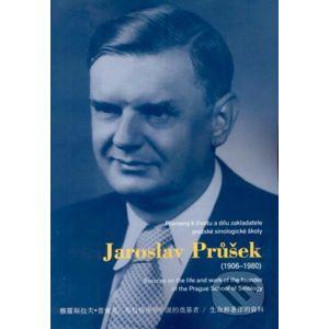 Jaroslav Průšek (1906 – 1980) - Vlasta Mádlová, Augustin Palát