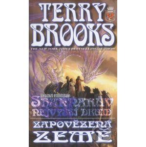 Zapovězená země - Terry Brooks