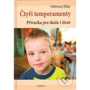 Čtyři temperamenty - Helmut Eller