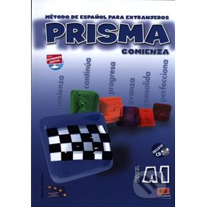 Prisma A1 - Comienza Libro del Alumno + CD - Edinumen