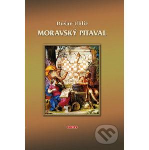 Moravský pitaval - Dušan Uhlíř