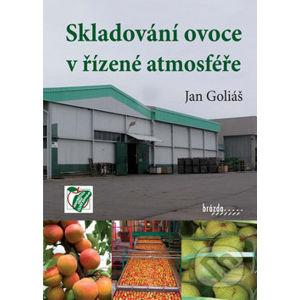 Skladování ovoce v řízené atmosféře - Jan Goliáš