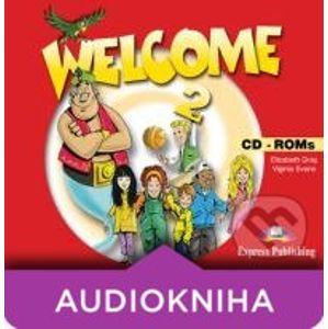 Welcome 2: CD-Rom - Elizabeth Gray, Virginia Evans