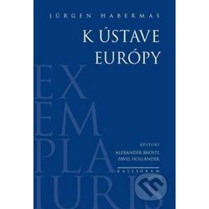 K ústave Európy - Jürgen Habermas