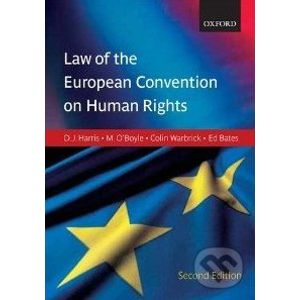 Law of the European Convention on Human Rights - Ed Bates