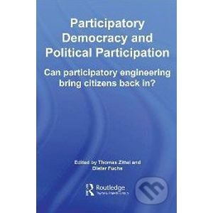 Participatory Democracy and Political Participation - Thomas Zittel