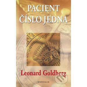 Pacient číslo jedna - Leonard Goldberg