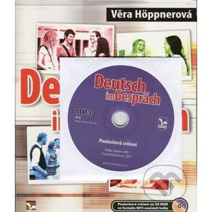 Deutsch im Gespräch - Věra Höppnerová