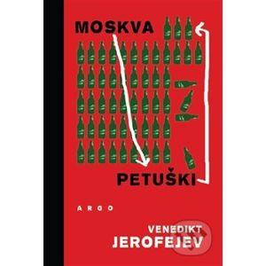 Moskva - Petušky - Jerofejev Venědikt