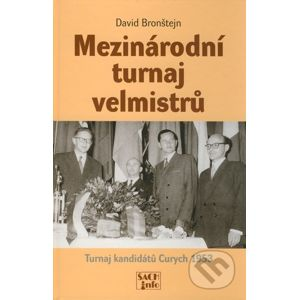 Mezinárodní turnaj velmistrů - David Bronštejn