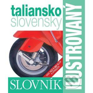 Ilustrovaný slovník taliansko-slovenský - Slovart