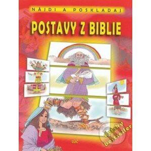 Postavy z Biblie - Toni Goffe
