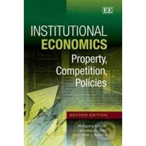 Institutional Economics - Wolfgang Kasper