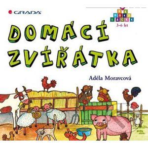 Domácí zvířatka - Adéla Moravcová