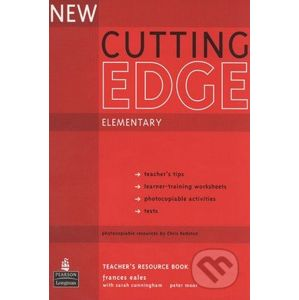 New Cutting Edge - Elementary: Teacher's Resource Book - Sarah Cunningham, Frances Eales