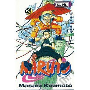 Naruto 12: Velký vzlet - Masaši Kišimoto