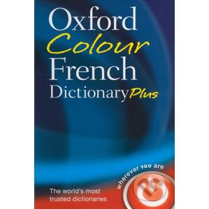 Oxford Colour French Dictionary Plus - Marianne Chalmers