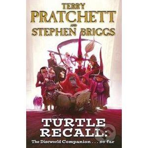 Turtle Recall - Terry Pratchett, Stephen Briggs