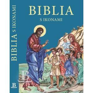 Biblia s ikonami - Slovenská biblická spoločnosť