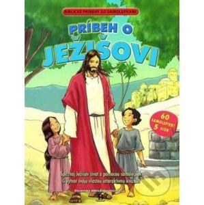 Príbeh o Ježišovi - Slovenská biblická spoločnosť