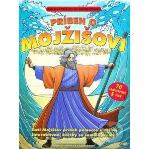Príbeh o Mojžišovi - Slovenská biblická spoločnosť