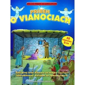 Príbeh o Vianociach - Slovenská biblická spoločnosť