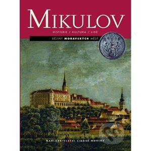 Mikulov - Kolektív autorov