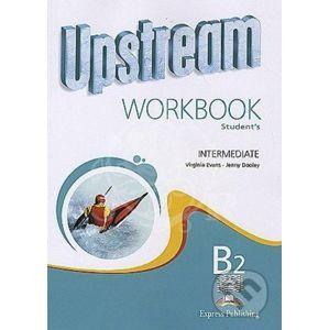 Upstream - Intermediate - Workbook - Virginia Evans, Jenny Dooley