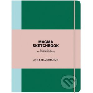 Magma Sketchbook: Art and Illustration - Laurence King Publishing