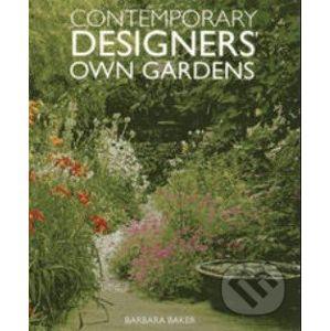 Contemporary Designers Own Gardens - Barbara Baker