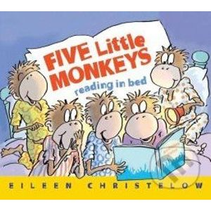 Five Little Monkeys - Eileen Christelow