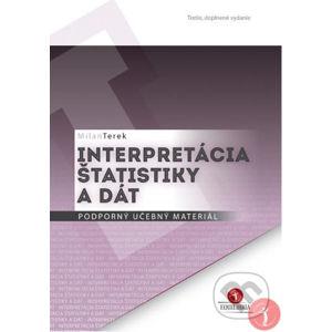 Interpretácia štatistiky a dát (Podporný učebný materiál) - Milan Terek