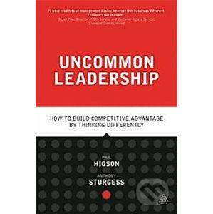 Uncommon Leadership - Philip Higson