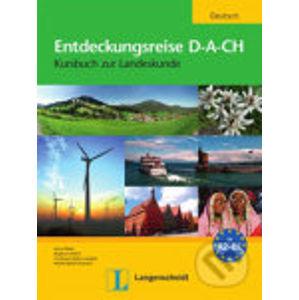 Entdeckungsreise D-A-CH - Christiane Bolte-Costabiei, Anna Pilaski, Birgitta Fröhlich, Heinke Behal-Thomsen