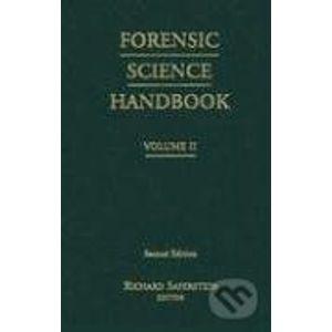 Forensic Science Handbook (Volume 2) - Richard Saferstein