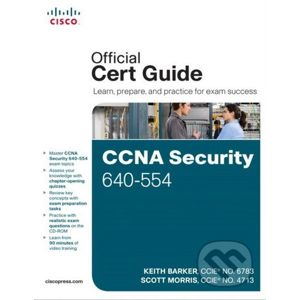 CCNA Security 640-554 - Clive Barker