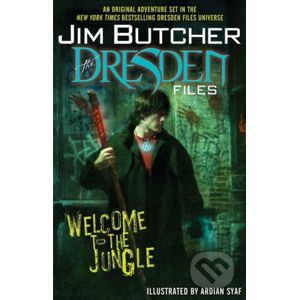 The Dresden Files: Welcome to the Jungle - Jim Butcher