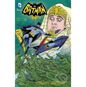 Batman '66 (Volume 2) - Jeff Parker, Richard Case