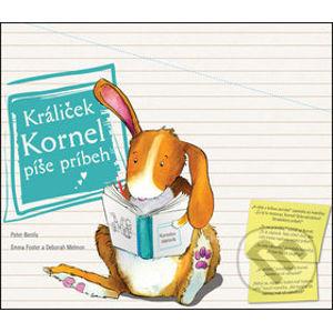 Králiček Kornel píše príbeh - Svojtka&Co.