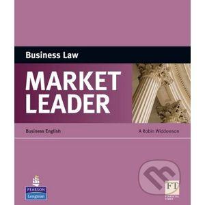 Market Leader - Intermediate - Business Law - A. Robin Widdowson