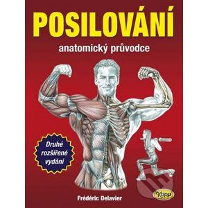 Posilování - anatomický průvodce - Fréderic Delavier