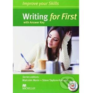 Improve Your Skills: Writing for First Student's Book with Answer Key - Malcolm Mann