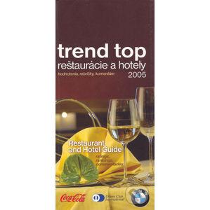 TREND top reštaurácie a hotely 2005 - Kolektív autorov