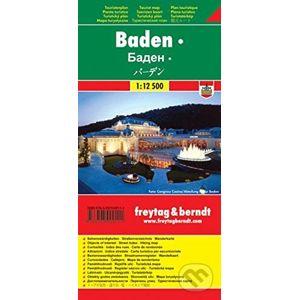 Baden 1:12 500 - freytag&berndt